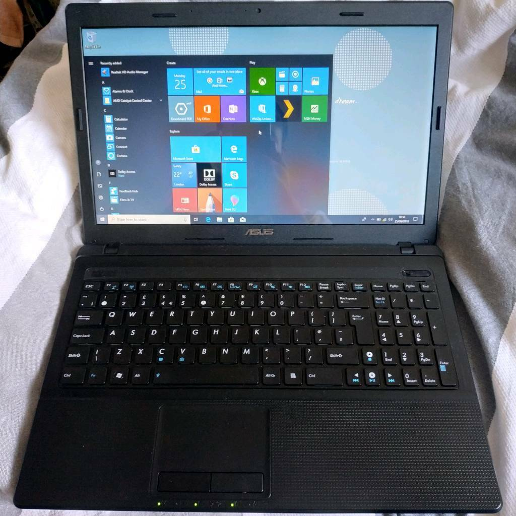 ASUS K54HR NOTEBOOK WINDOWS DRIVER