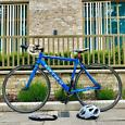 Carrera Racer Road Hybrid Bike Mens Womens city [ Specialized no logo track single speed Fixie giant