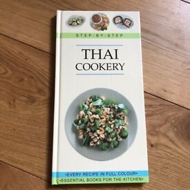 Step-By-Step Thai Cookery (Hardcover) Greenwich Editions
