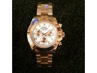 Rolex Daytona Rose Gold Exquisite in Every aspect