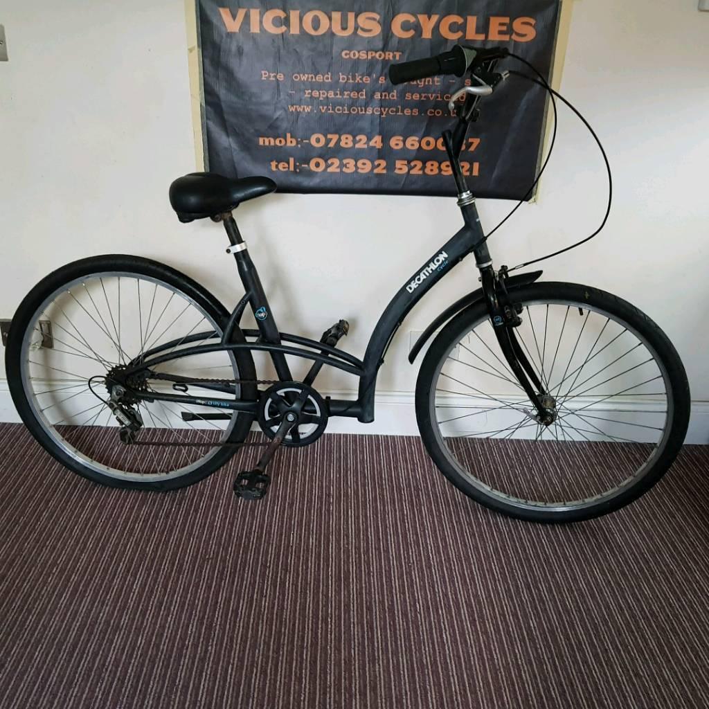 Decathlon cycle lop 1 city bike