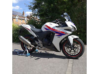Honda CBR500R ABS 2013 in White