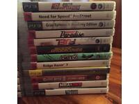 25 Playstation 3 games