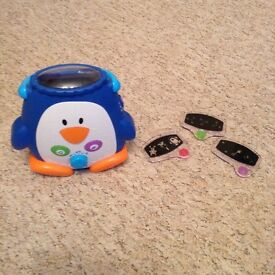Fisher-Price penguin music and light show