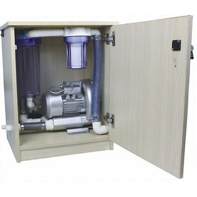 Dental Portable Suction Unit 1500lmin Medical Vacuum Pump 390w Lab Equipment Ce