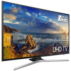 "Samsung Ue49mu6400 49"" Smart UHD 4K HDR LED TV . Brand new boxed complete can deliver and set up."