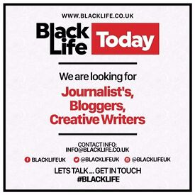Freelance Writers/Journalists/Bloggers