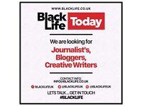 Freelance Writers/Journalists/Bloggers