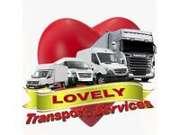 REMOVAL /MAN AND LUTON VAN HIRE/£15 STARTS/HOUSE/OFFICE MOVE/ IKEA/DISASSEMBLING/ CLEARANCE SERVICES