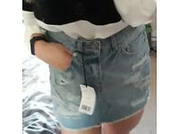 NEW MANGO SKIRT UK8/10 WITH TAGS