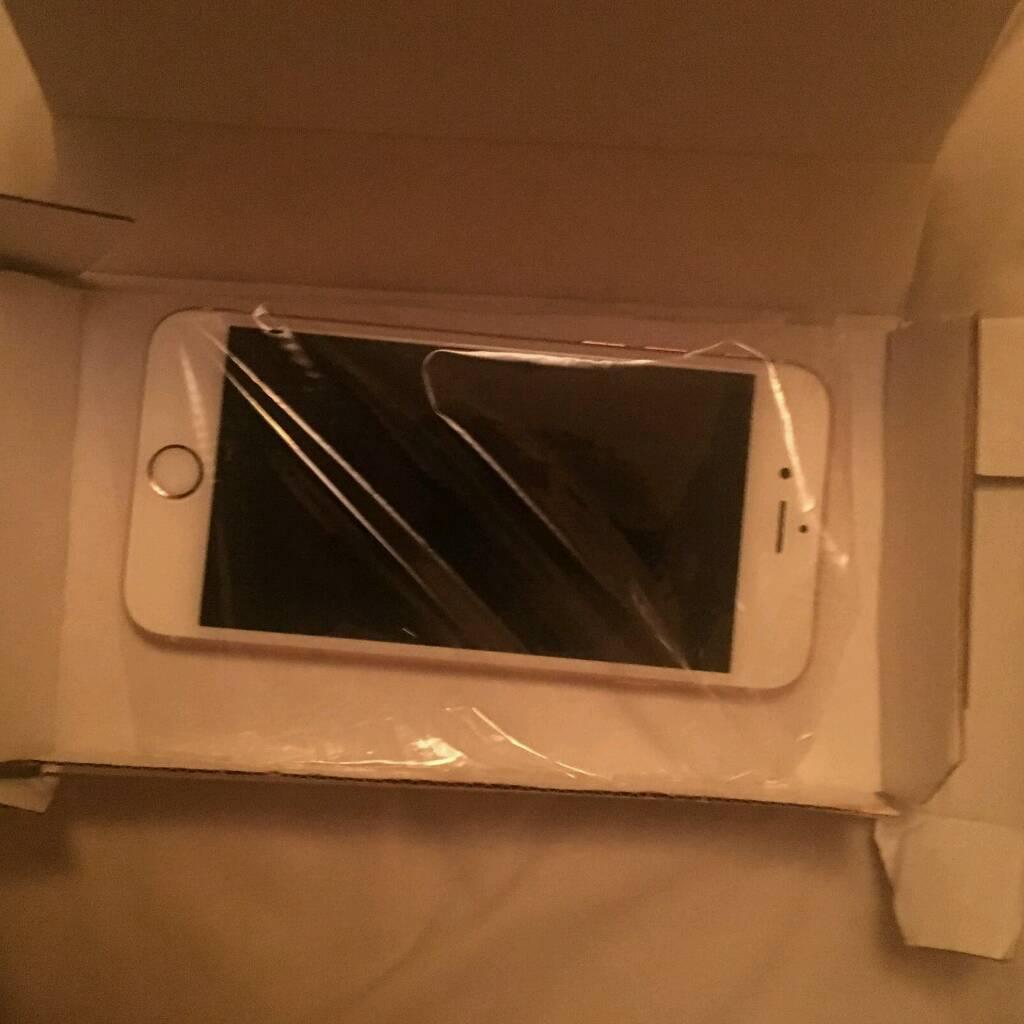 I phone 6s 64gb brand new unused