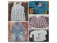 Baby/children's clothes all excellent condition