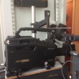 Editing Suite And film transfer equipment