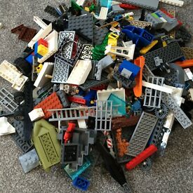 1kg of Lego from dismantled sets