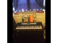Yamaha Keyboard; Portatone PSR-E213, YPT-210