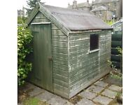 8 X 6ft Shed