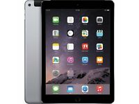 iPad Air Space gray 128GB Cellular (1st gen) - unlocked