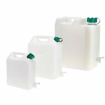 Jerrycan voor water camping jerrycan