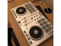 Numark Mixtrack II 2 Channel DJ Controller Streamlined Professional DJ System