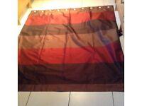 Next colour block curtains