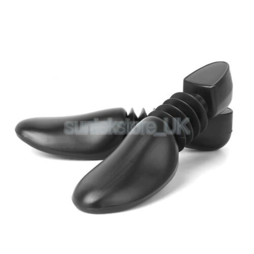 Footful Black Plastic Adjustable Professional Shoe Stretcher