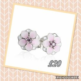 Pandora inspired earrings x