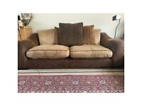 DFS sued and fabric sofa