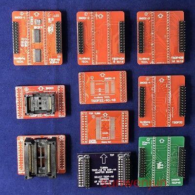 Nand Tsop324048 Sop44 Sop56 Adapter For Tl866csa Tl866ii Plus Programmer