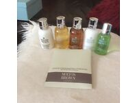 6 piece molton brown