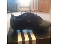 Adidas crazy quick malice Rygby boots size 8 very good condition hardly worn