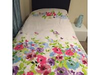 Single duvet cover and pillow set