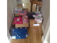 Childrens Tee Shirts JOB LOT ideal For Car Boots Or Business £100 NO Offers