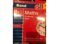 Bond 11+ 9-10 years Maths