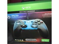 Xbox one spectra illuminated controller