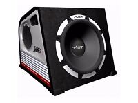"""Vibe 12"""" Subwoofer with built-in amp"""
