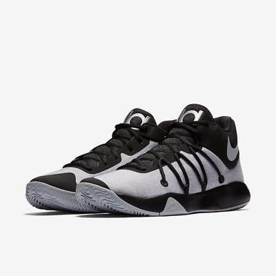 Men's Shoes The Best Nike Zoom Kd 12 Ep Xii The Day One Kevin Durant Black White Men Shoes Ar4230-001 Pure White And Translucent Clothing, Shoes & Accessories