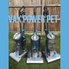 Vax Power Pet Vacuum Cleaner Hoover FREE DELIVERY