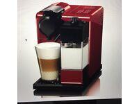 Nespresso Lattissima Touch Automatic Coffee Machine (pods also available)
