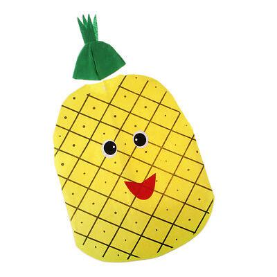 Enfants Costume Fruits Ananas Halloween Déguisement Vêtement ()