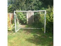 Samba football goal 8 x 6 ft