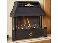 flavel emberglow classic gas fire, used but in excellent condition