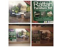 Ratten furniture