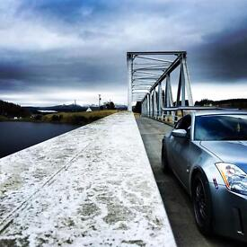 Nissan 350z, track , drift
