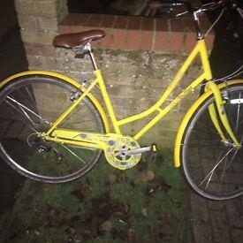 Claud butler ladies bike
