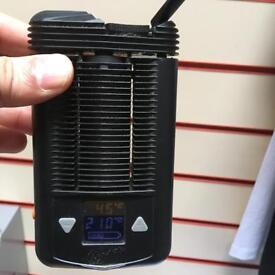 The Mighty handheld Vapouriser a