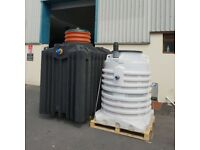Home Sewage System Domestic Sewage Treatment Plant Biocell QuickOne+
