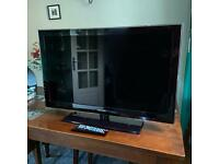 "Samsung 40"" LCD TV HD Freeview"