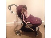 Pram in excellent condition for sale