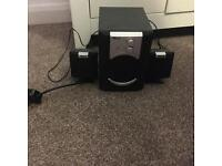 Speaker system for sale