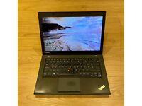 USED - Lenovo T440 14-inch ThinkPad Laptop; Black